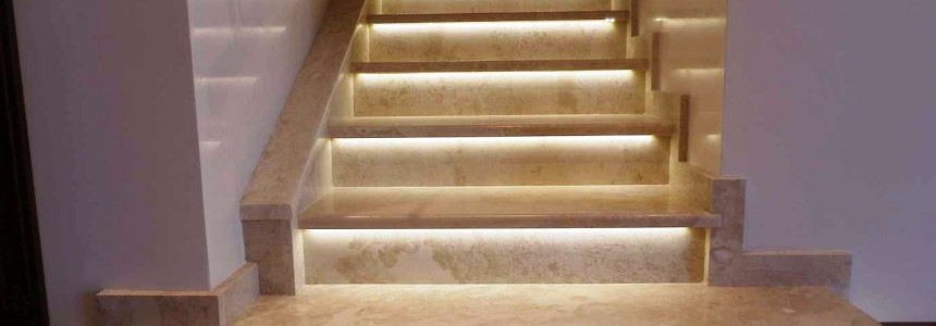 Лестницы из Мрамора и Гранита.