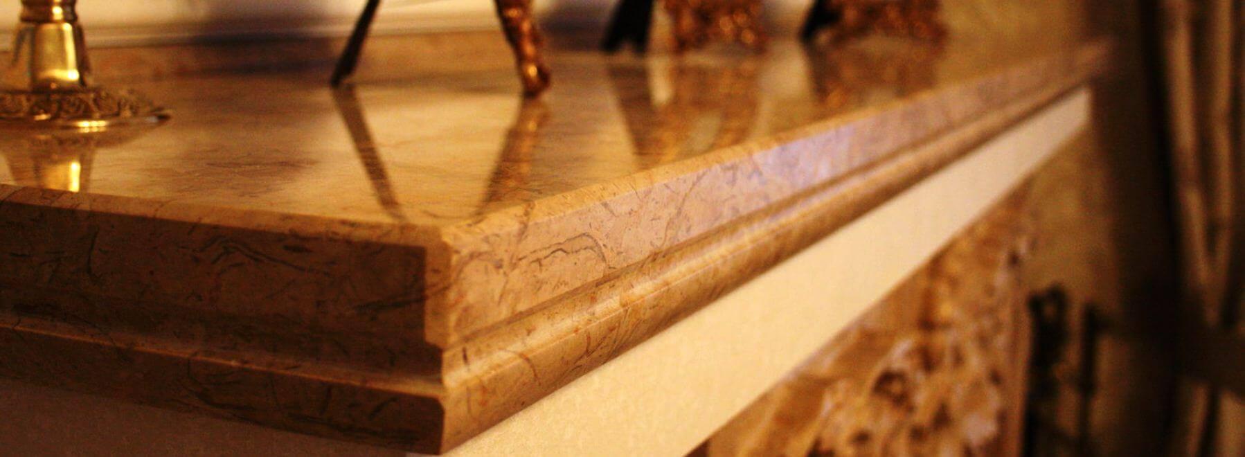 Столешница для камина