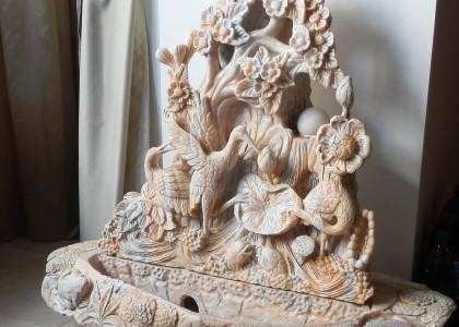 Мраморные скульптуры