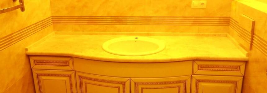 Столешницы для ванны